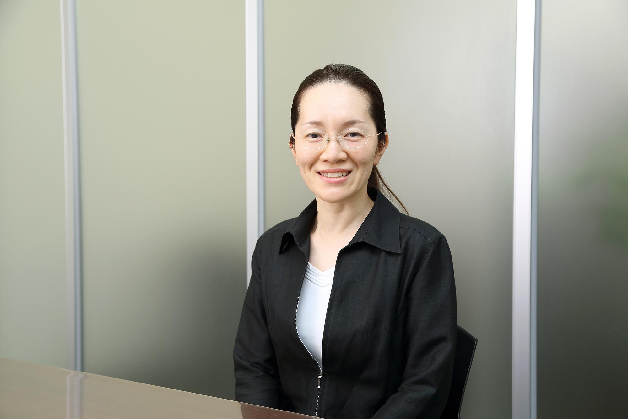 スーパーバイザー 三木 康子(みき やすこ)